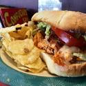 The Buffalo Club Sub - <p>Bacon, chicken, bleu cheese...Divine!</p>